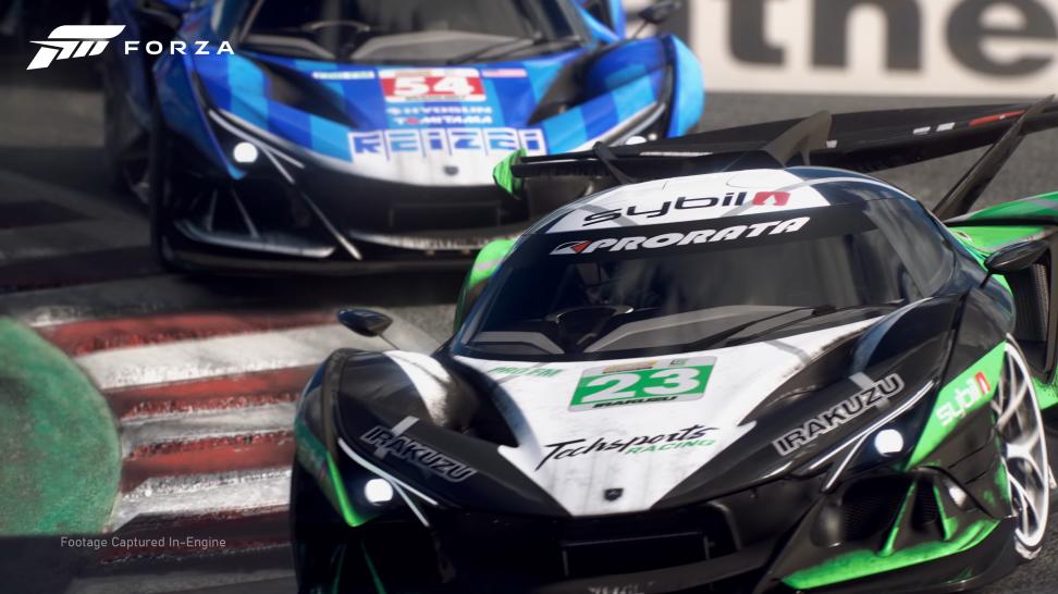 В детализации физики Forza Motorsport обещают больше изменений, чем за несколько предыдущих частей, вместе взятых