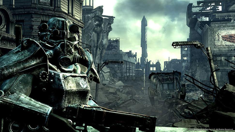 Из Fallout 3 в Steam убрали Games for Windows Live, но вместе с этим испортили моды