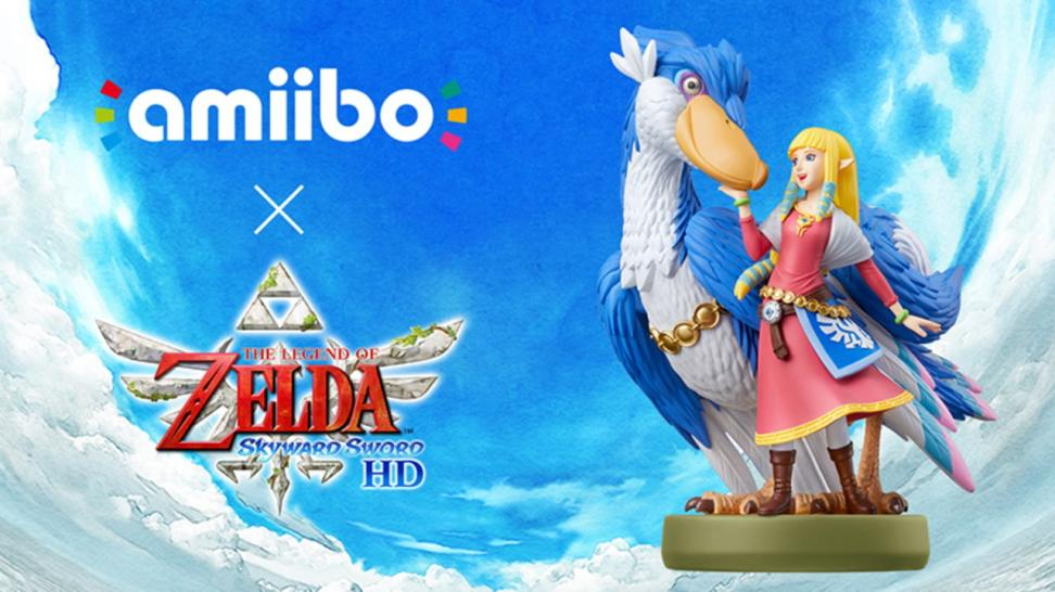 Nintendo сделает быстрое перемещение в Skyward Sword HD удобным, если вы заплатите за новую фигурку