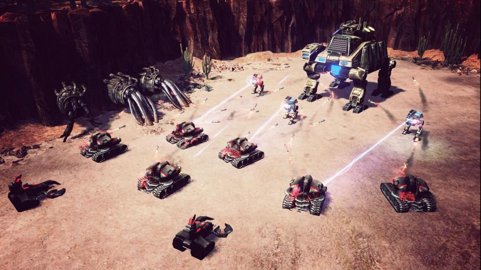 EA удалила из Steam худшую часть Command & Conquer