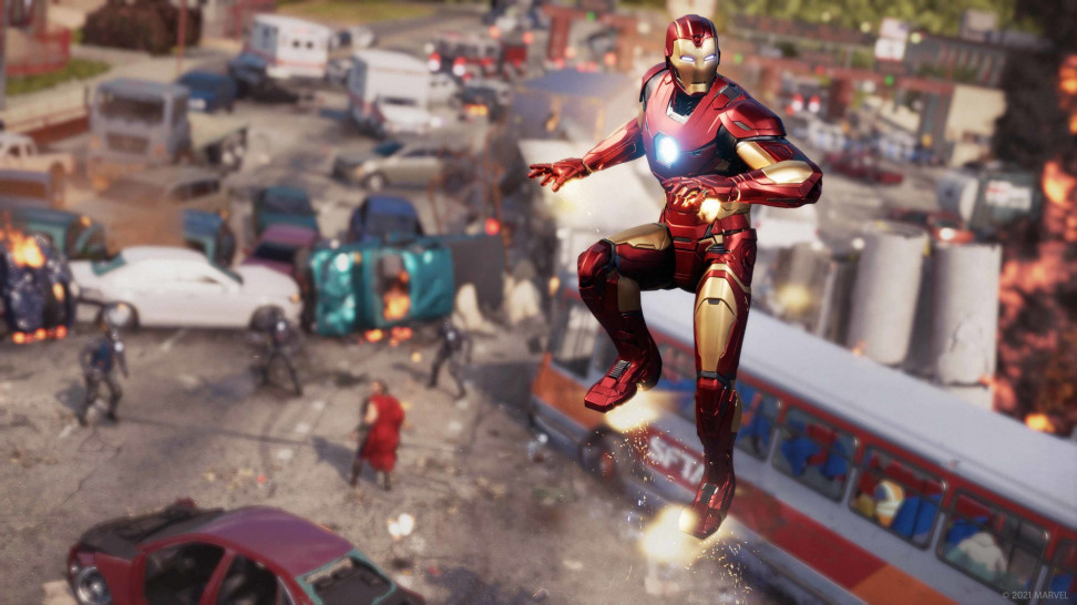 В Marvel's Avengers проведут бесплатные выходные — вы сможете пройти всю сюжетную кампанию