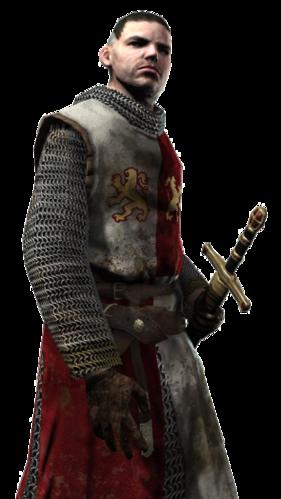 Вильям Монферат. Наместник Короля Ричарда вАкре.