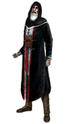 Аль-Муалим. Настовник ордена Ассасинов.