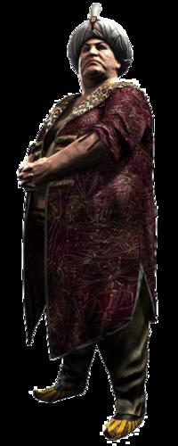Абу-аль-Нуквод. «Король-купец» Дамаска.
