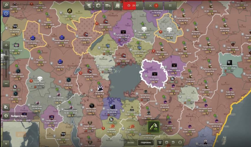 Пять причин играть наглобальной карте вWorld ofTanks