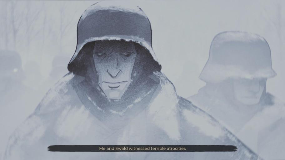Небольшие ролики между миссиями помогают лучше понять характеры героев.