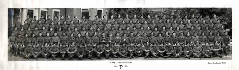 GHQ Liaison Regiment