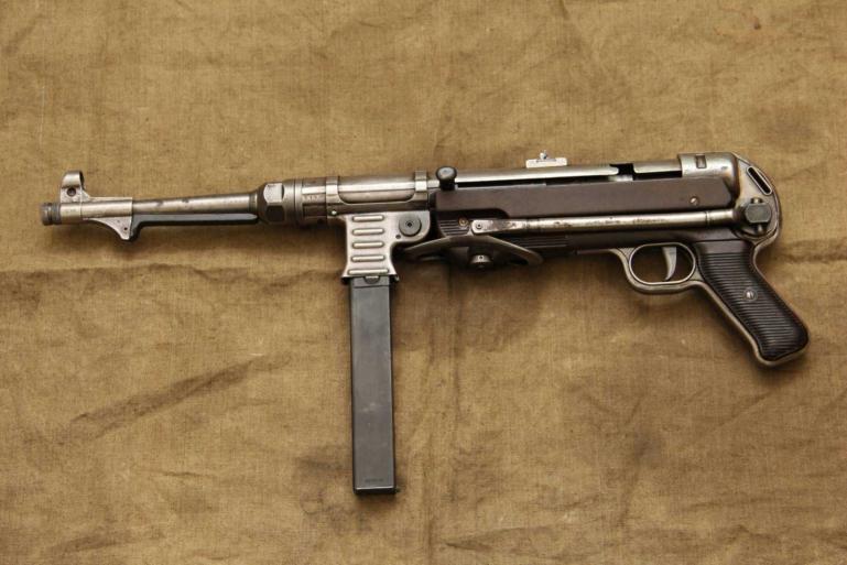 Оригинальный MP40