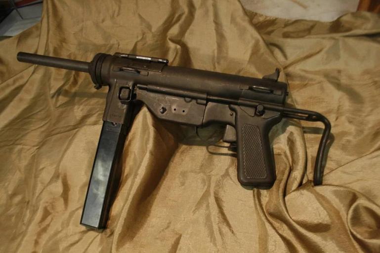 ОригинальныйM3 Grease Gun