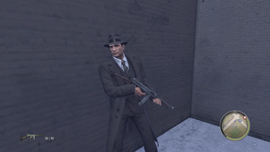 M1A1 Томпсон в игре