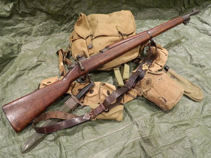Оригинальный M1903 Springfield