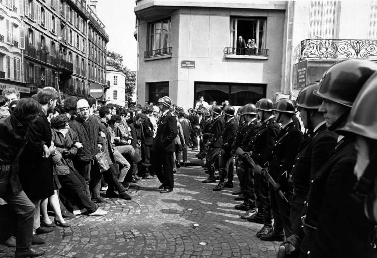 Майская забастовка 1968 года