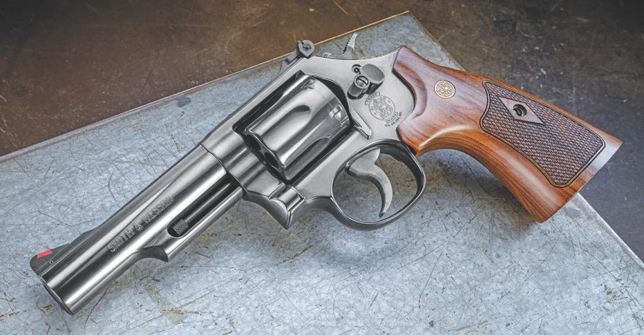 Оригинальный Smith and Wesson Model 19 Revolver