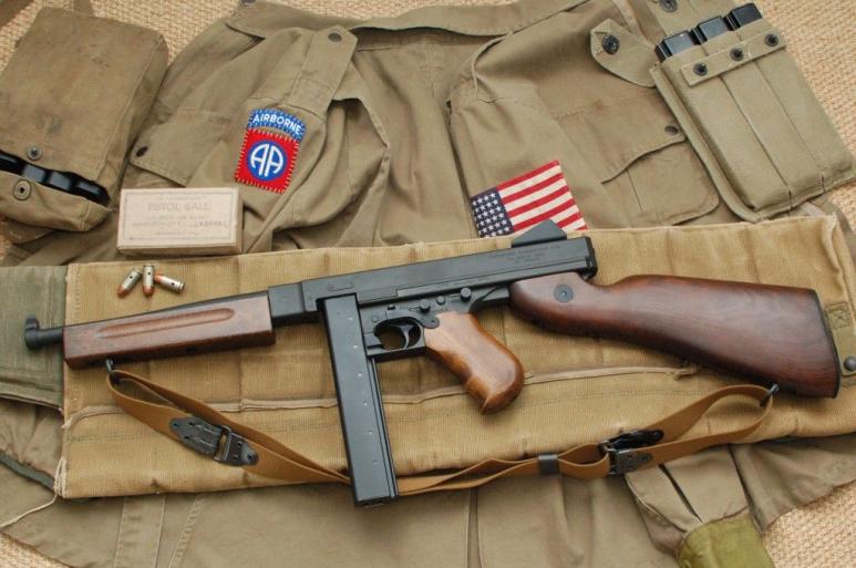 Оригинальный M1A1 Томпсон