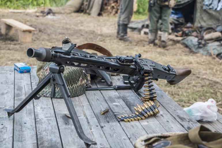 Оригинальный MG-42