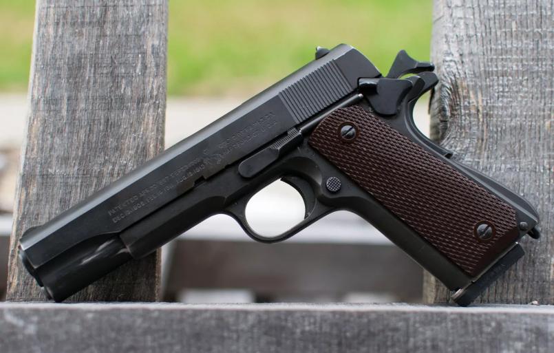 Оригинальный M1911A1