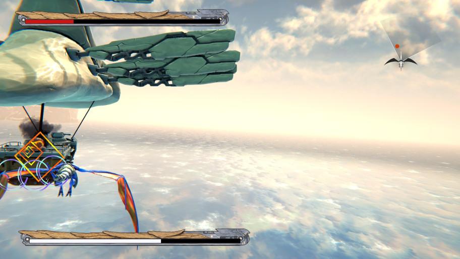 <i>Кругляши - для драконьих лучей, квадратики - пистолет.</i>