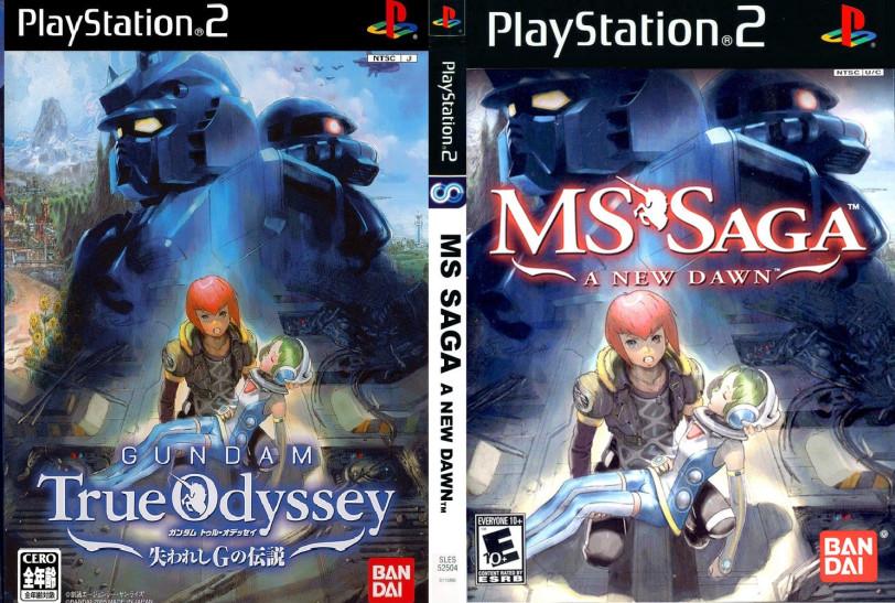 Обзор игры MS Saga: A New Dawn / Gundam True Odyssey
