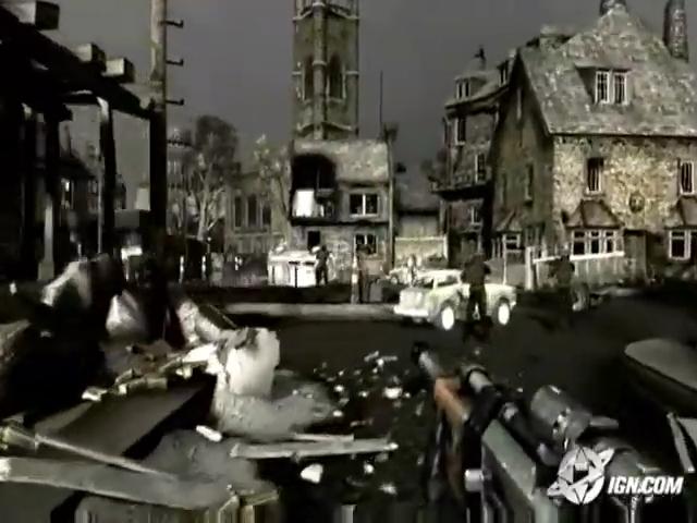 Так проект выглядел в2005 году, попути крелизу игра значительно изменилась внешне