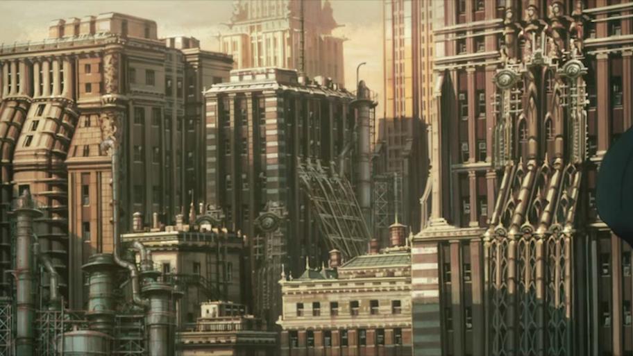 Влияние первого фильма на представление Готэма сложно отрицать, для примера, в антологии от японских авторов Бэтмен: Рыцарь готэма в первой же истории город изображен смесью Манхэтена с индастриалом.