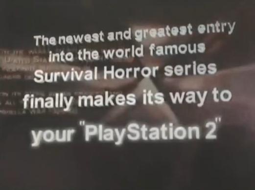 Изрекламы квыходу игры наPlaystation 2<br>