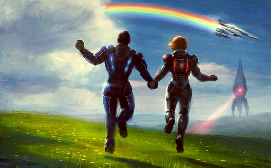 Великий обман: что случилось сконцовкой Mass Effect3