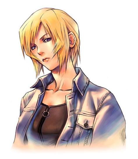 Игры Square Enix на PSP.
