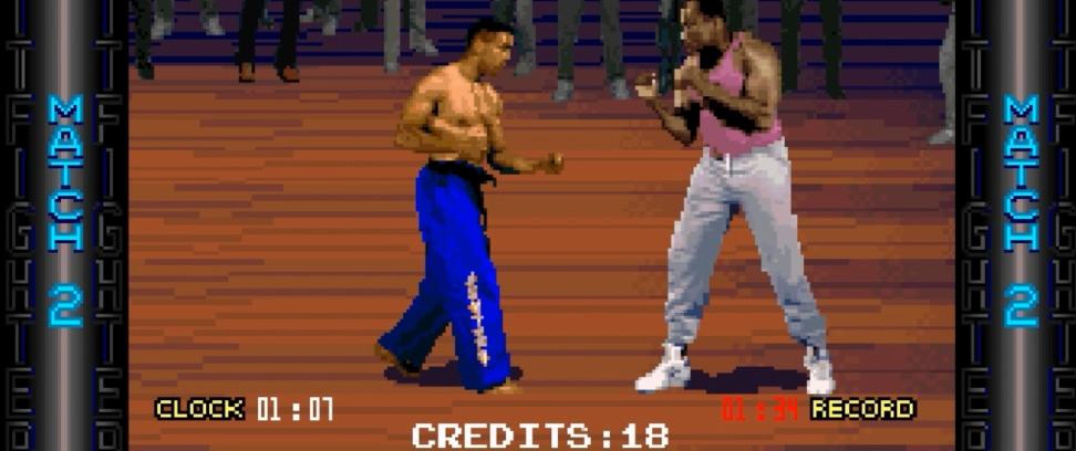 Лучшая гачимучи игра, не про гачимучи   Pit-Figther (1990)