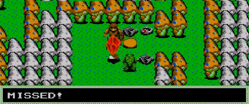 Рогалик на сеге — Fatal Labyrinth