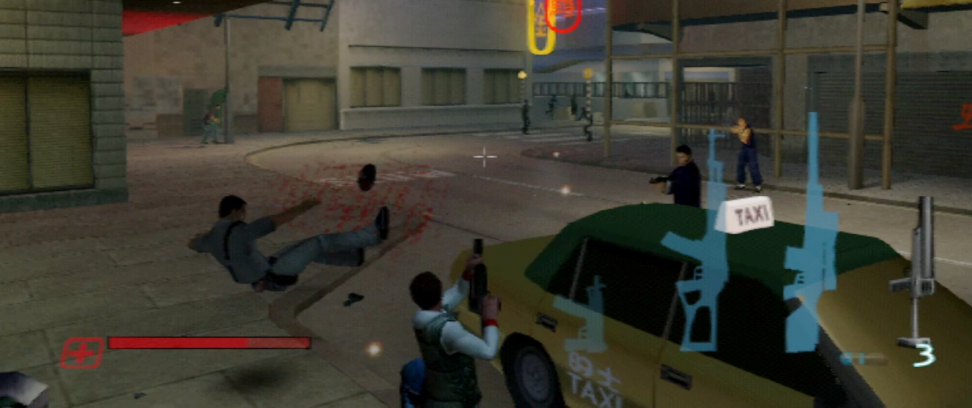 Еще одна игра про препараты — NARC (2005)