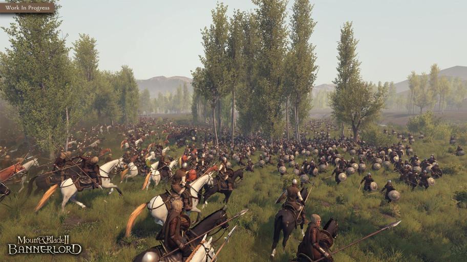 В Mount And Blade ваш конь лишь один из многих, но это не отменяет того факта, что его проработка сделана достаточно хорошо.