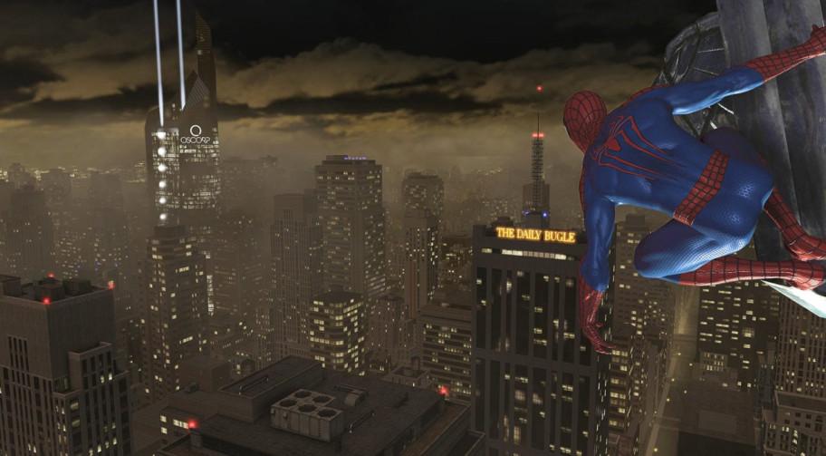 Город в игре выглядит чрезмерно блекло, из-за чего его даже исследовать не хочется.