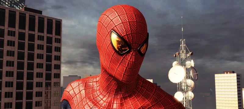 Мне нравится то, как изобразили Человека-паука в этой игре.