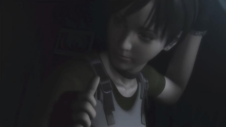 """Взять любую часть серии игр Biohazard и там обязательно найдётся молоденькая миловидная, я бы даже сказал """"няшная"""" героиня (среди протагонистов). Но только в Zero основного персонажа женского пола наградили внешностью НАСТОЛЬКО юной. Ох уж эти японцы..."""