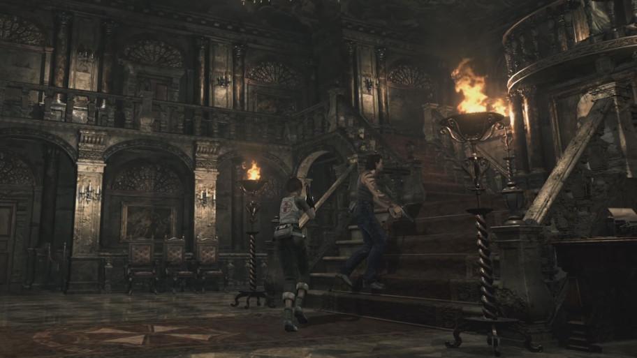 Старинный особняк - излюбленная локация для хоррор-историй ещё со времен готических ужасов