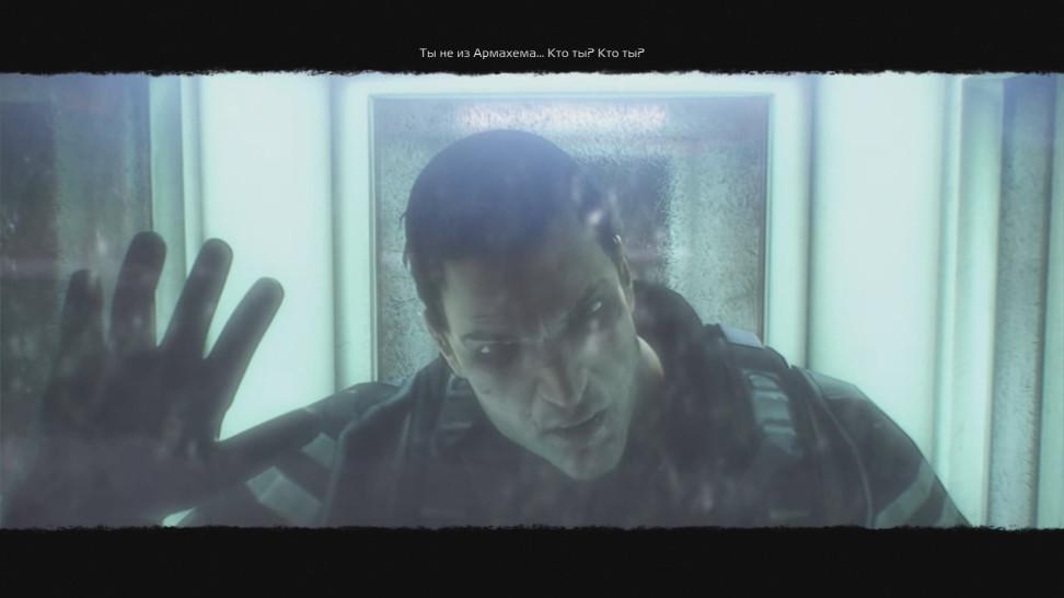 ...а вот главный герой F.E.A.R. 2 напротив, после всего с ним случившегося обрёл дар речи!