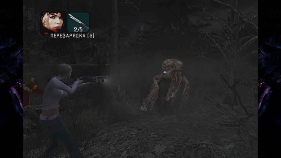 Боеприпасов к огнестрелу в Obscure 2, как в представителе survival-horror, преступно много