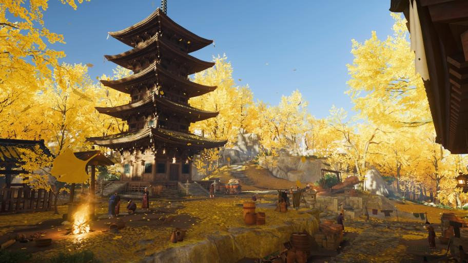 «Золотой храм. Привет нобелевскому лаурету Мисиме)