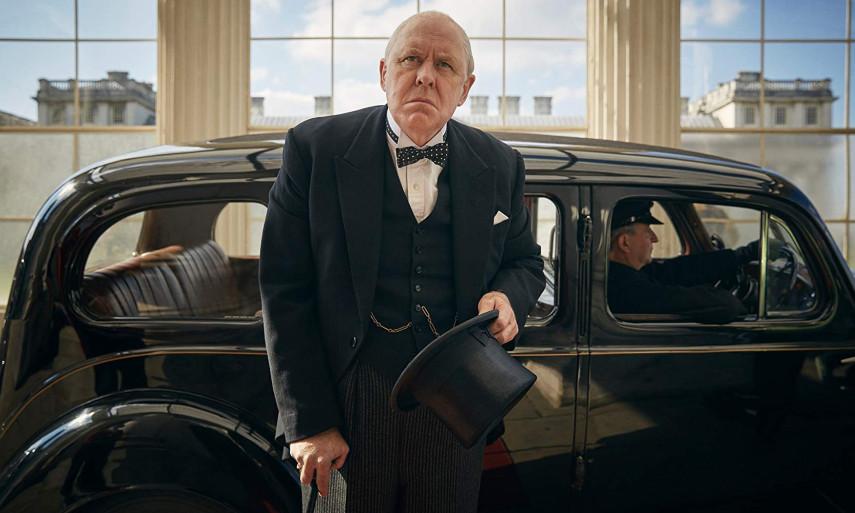(с) сер Уинстон Черчилль