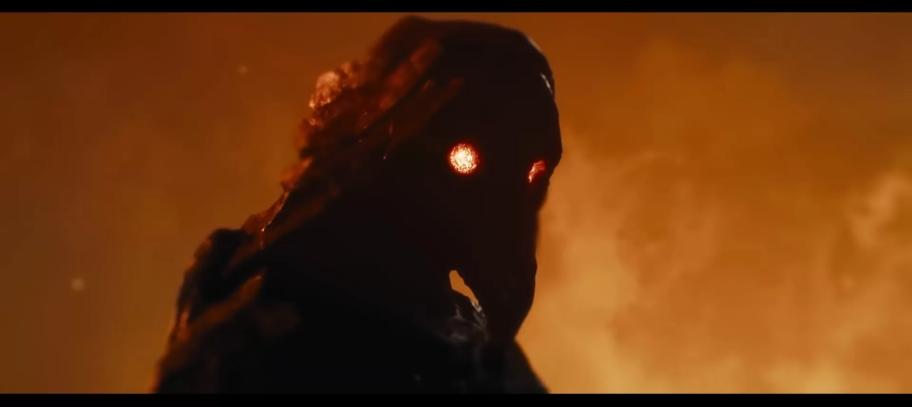 Кард сЧумным Доктором извосхитительного интро фильма