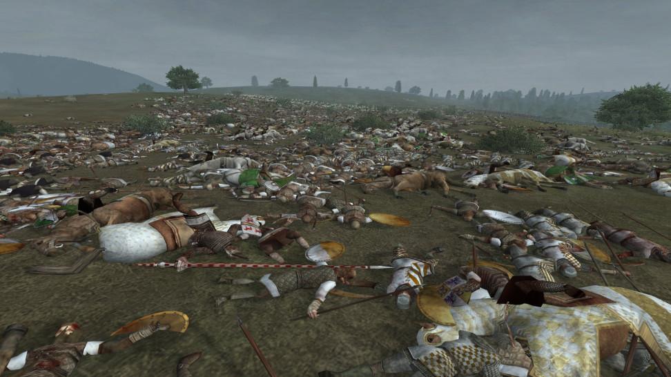 Вспоминаем Medieval 2: Total war