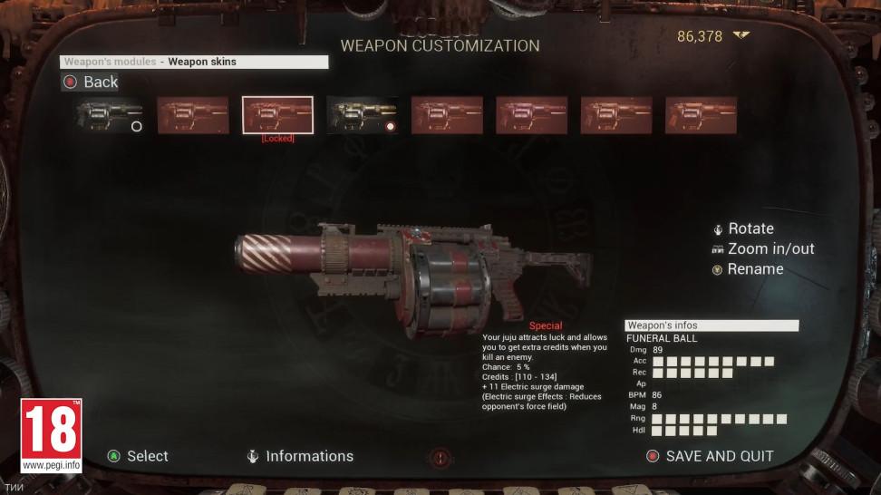 NECROMUNDA: HIRED GUN Превью Игры — Всё что надо знать об игре перед покупкой.