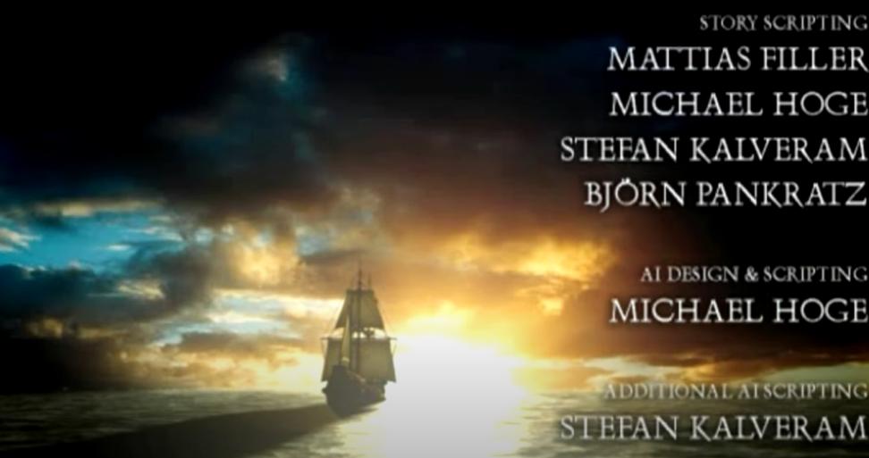 В финальных титрах вы часто увидите повторяющиеся имена