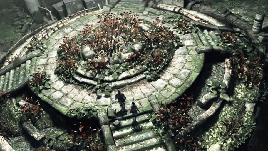 <i>Позже это место будет известно, как «Сад Солнца»</i>