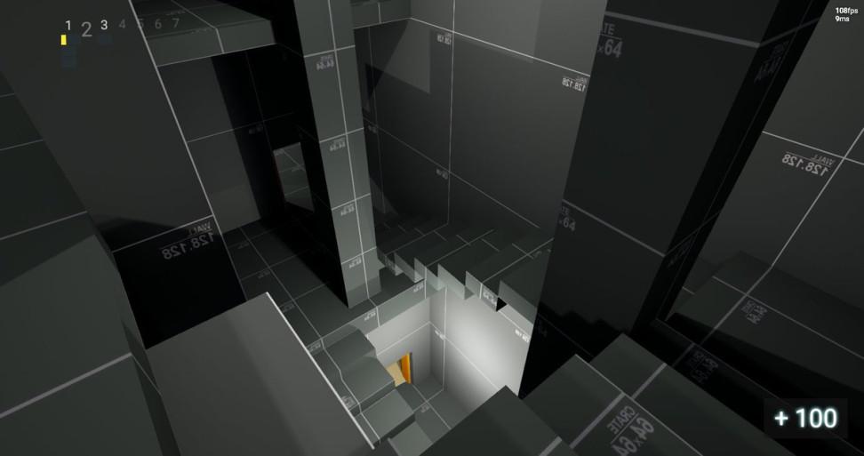 Пример проектирования уровня
