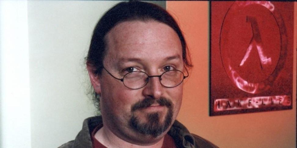Главный сценарист серии игр Half-Life— Марк Лэйдлоу