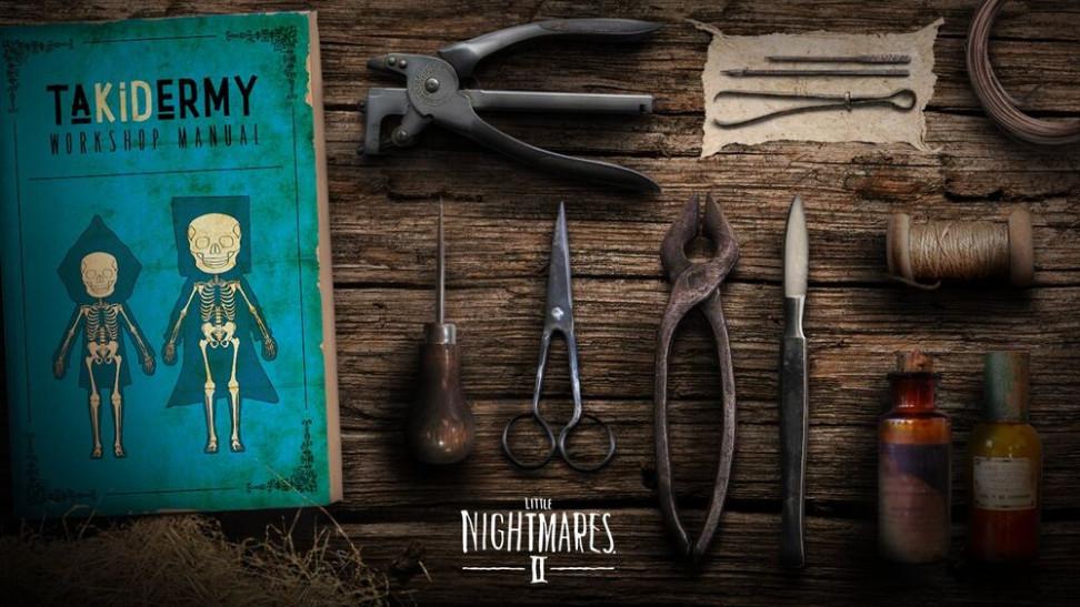 Интересные факты о Моно   Little Nightmares 2