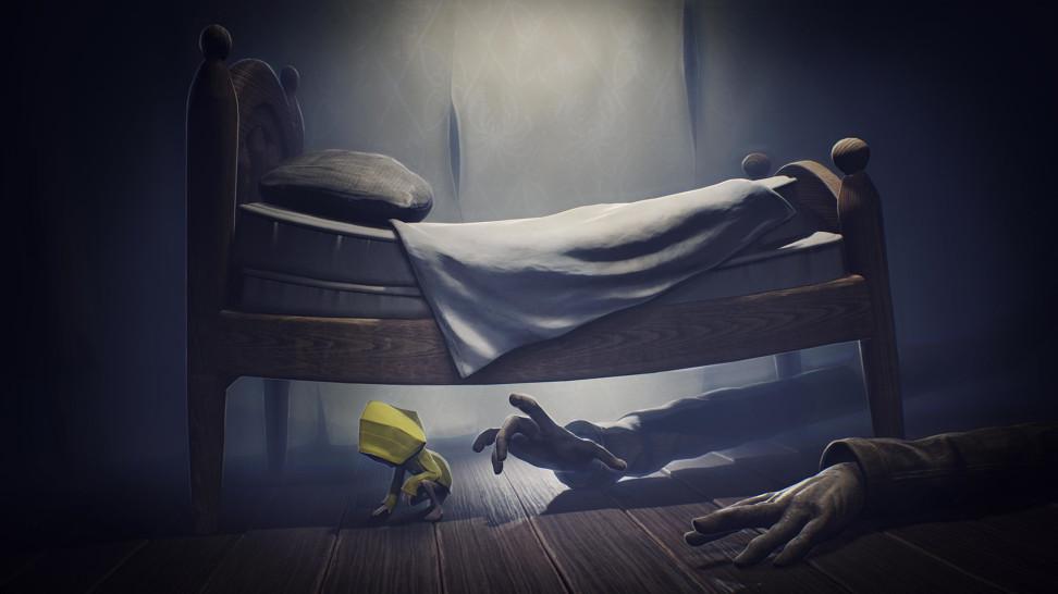 Интересные факты о Шестой   Little Nightmares