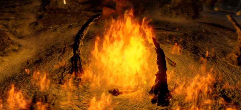 Герой охвачен пламенем, Эра Огня продолжается