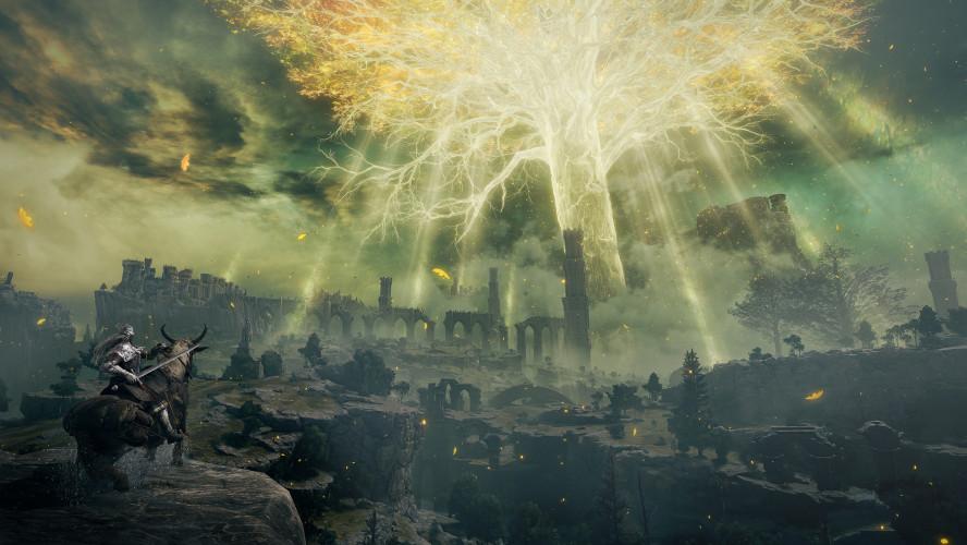 Elden Ring получила страницу в Steam